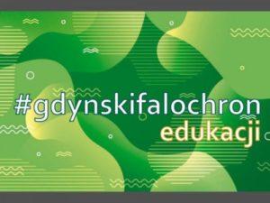 logo Gdyński Falochron Edukacji